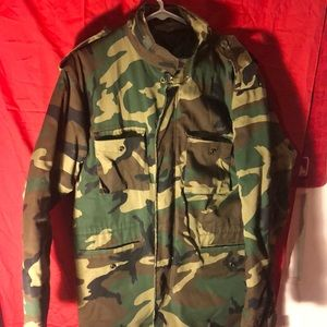 Rothco Ultra Force Camouflage jacket